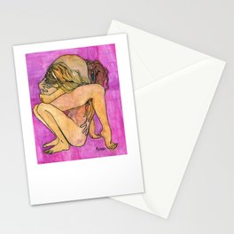What If We Loved Ourselves Like We Deserve? Stationery Cards
