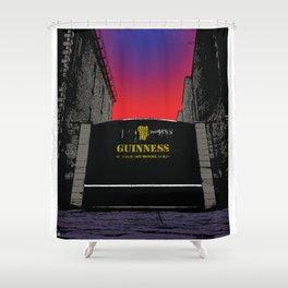 St. James's Gate, Dublin Shower Curtain