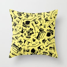 Memphis Throw Pillow