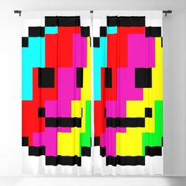 Gay Pixel Blackout Curtain