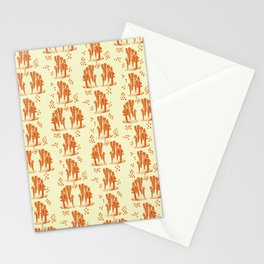 Marine corals Stationery Cards