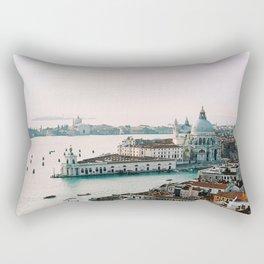 December Sunset, Venice Rectangular Pillow