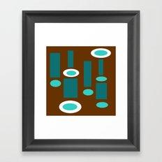 Sheldon Framed Art Print