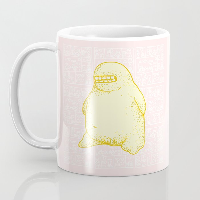 Golden Boy Coffee Mug