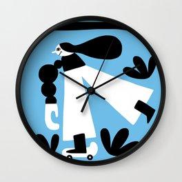Madmax Wall Clock