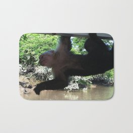 Monkey Business Bath Mat