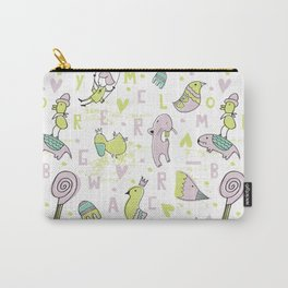 bichos Carry-All Pouch