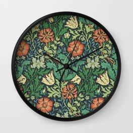 "William Morris ""Compton"" Wall Clock"