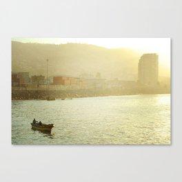 Serie Trui 003 Canvas Print