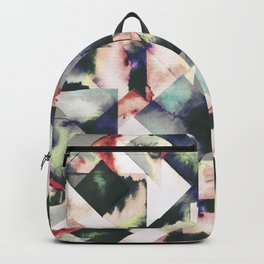 Colored tiles Backpack