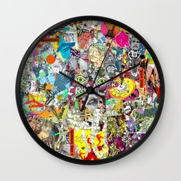 Infused Wall Clock