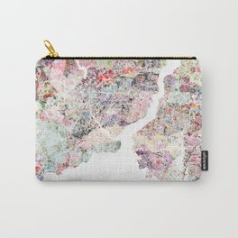 Istanbul map Carry-All Pouch