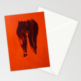 abstract # 2 Stationery Cards