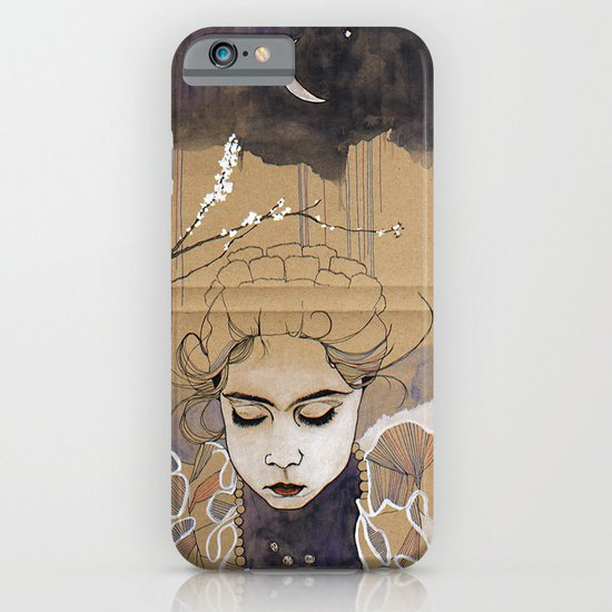 göç (migration) iPhone & iPod Case