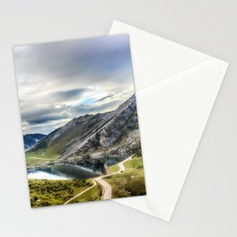 Enol, the Lakes of Covadonga Stationery Cards