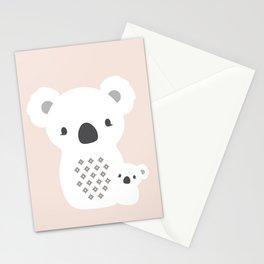 Mom&Baby Koala Stationery Cards