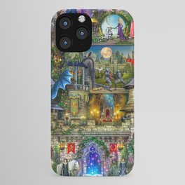 Once Upon a Fairytale iPhone Case