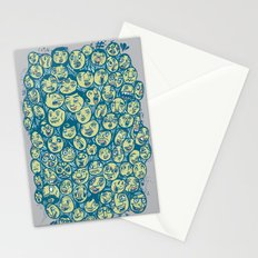 The Many Faces Of... Stationery Cards