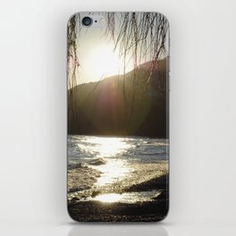 Lake Wakatipu iPhone Skin