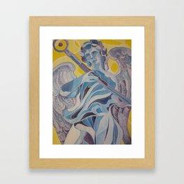 angelo Framed Art Print
