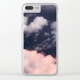 Pastel Dream Clear iPhone Case