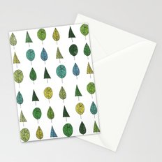 TREES MAKE A FOREST Stationery Cards