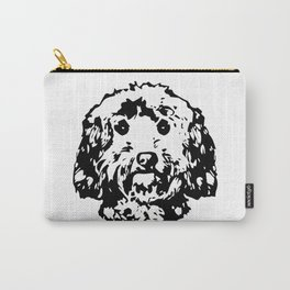 COCKAPOO DOG Carry-All Pouch