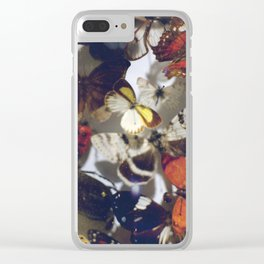 Very Curious Clear iPhone Case