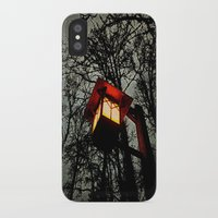 lantern iPhone & iPod Cases featuring Lantern by A Dostert