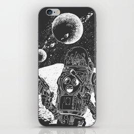 Duke of the Moon iPhone Skin