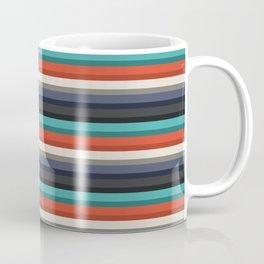 Accordion Fold Series Style F Coffee Mug