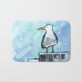Skipper Seagull Bath Mat