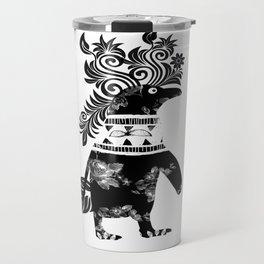 Little penguin  Travel Mug