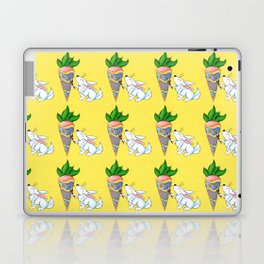 Easter Carrot Laptop & iPad Skin