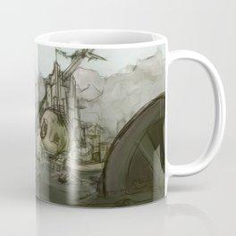 Giant's Crown Coffee Mug