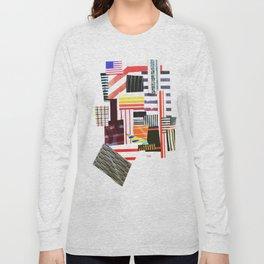 Stripe-Tease Long Sleeve T-shirt