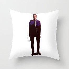 A guy Throw Pillow