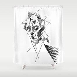 peter murphy 3 Shower Curtain