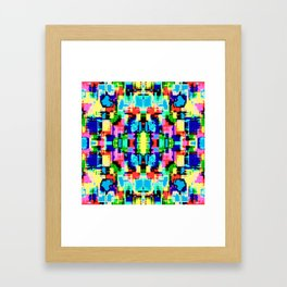 Colorful-12.1 Framed Art Print