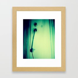 ZERO.1.0 Framed Art Print