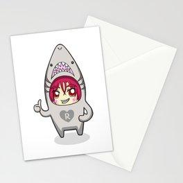 Free! Onesies - Matsuoka Rin Stationery Cards