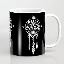 Cosmic Dreamcatcher Coffee Mug