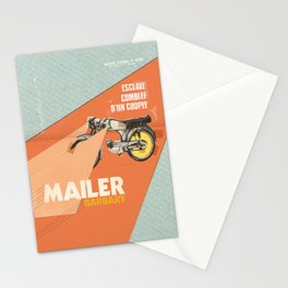 Mailer Barbary Stationery Cards