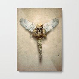 Debitum Naturae Metal Print
