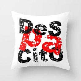 Des pa cito, Despacito Throw Pillow