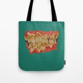 meth mouth Tote Bag