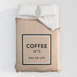 Latte No5 Comforters