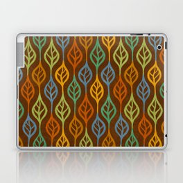 Autumn leaves pattern I Laptop & iPad Skin