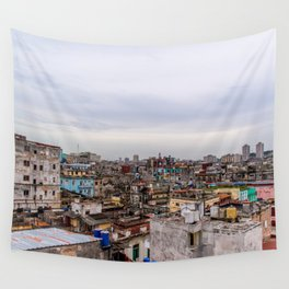 Ciudad de La Habana Wall Tapestry
