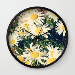 The garden! Wall Clock